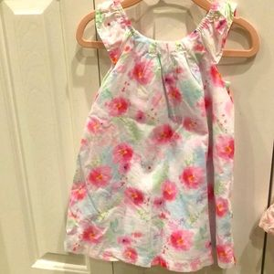 18 month Maggie & Zoe floral dress